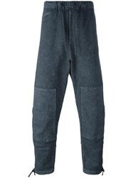 Stone Island Shadow Project Loose Fit Trousers Grey