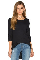 Feel The Piece Claire Top Black