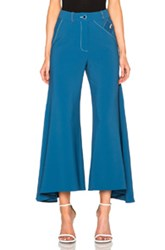 Peter Pilotto Safari Pants In Blue