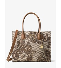 Mercer Large Heritage Paisley Tote