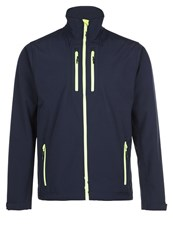 Your Turn Active Soft Shell Jacket Dark Blue