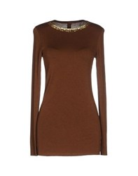 Coast Weber And Ahaus Topwear T Shirts Women Brown