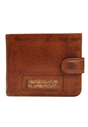 Superdry Tab Wallet In A Tin Tan