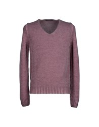 Fifty Four Knitwear Jumpers Men Pastel Pink