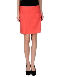 1 One Mini Skirts Coral