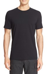 Wings Horns Men's Short Sleeve Crewneck T Shirt