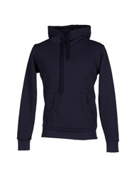 X Cape Topwear Sweatshirts Men Dark Blue