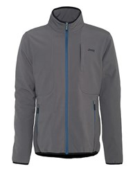 Jeep Windshell Jacket Grey