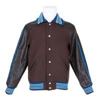 Umit Benan Teddy Jacket Brown