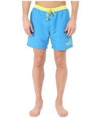 Hugo Boss Starfish 10149099 01 Turquoise Aqua Men's Swimwear Blue
