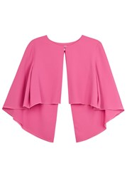 Paule Ka Pink Split Back Cape