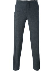 Wooyoungmi Classic Tailored Trousers Grey