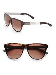 Marc By Marc Jacobs 55Mm Oversized Oval Sunglasses Tortoise