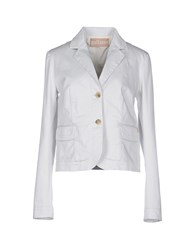 Galliano Suits And Jackets Blazers Women White