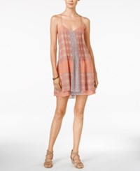 Sanctuary Spring Fling Sleeveless Pleated Slip Dress A Macy's Exclusive Style Vintage Springs Patchwork