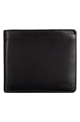 Tumi 'Chambers' Leather Wallet Black