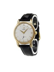 Omega 'Automatic' Analog Watch Stainless Steel