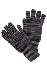Missoni Cashmere Space Dye Gloves