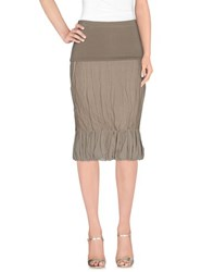 Mariella Rosati Skirts 3 4 Length Skirts Women