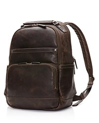 Frye Logan Backpack Slate