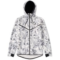 Nike Tech Fleece Camo Windrunner Black