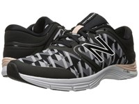 New Balance Wx711v2 Black Graphic Women's Cross Training Shoes