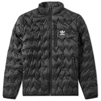 Adidas Serrated Jacket Black