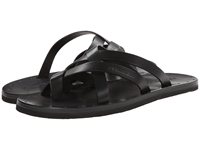 Dsquared Jesus On The Beach Crossover Sandal Black