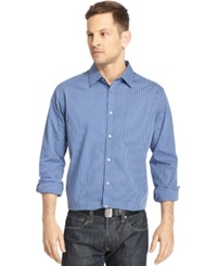 Van Heusen Long Sleeve No Iron Shirt