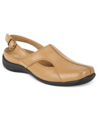 Easy Street Shoes Easy Street Sportster Comfort Clogs Women's Shoes Sand