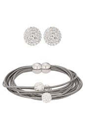 Sweet Deluxe Set Gaia Und Kimmy Earrings Grey