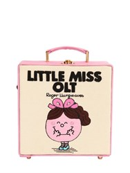 Olympia Le Tan Little Miss Olt Embroidery Box Bag