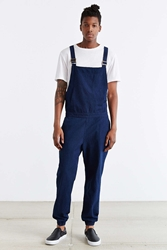Shades Of Grey By Micah Cohen Overall Jogger Vintage Denim Medium