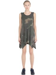 Alternative Apparel Cotton Blend Jersey Dress