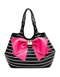 Betsey Johnson Knot Your Average Shoulder Bag