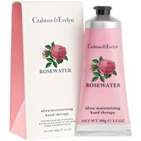 Crabtree And Evelyn Rose Water Hand Therapy Cream 100G