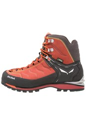 Salewa Rapace Gtx Walking Boots Indio Mimosa Red