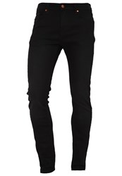 Kiomi Slim Fit Jeans Black Black Denim