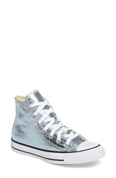 Converse Women's Chuck Taylor All Star Metallic High Top Sneaker