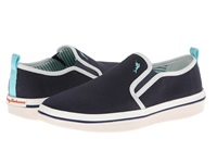 Tommy Bahama Relaxology Ryver Canvas Navy Men's Slip On Shoes