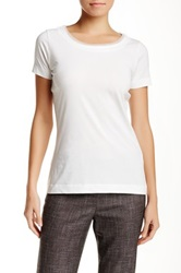 Hugo Boss Solid Tee White