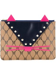 Muveil Studded Pouch