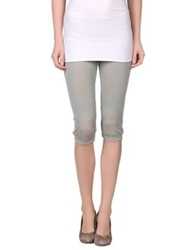 Zinco Leggings Light Grey