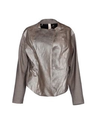 Anne Valerie Hash Jackets Dove Grey