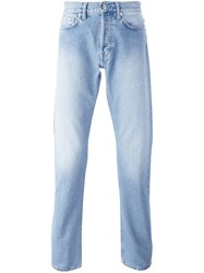 Our Legacy Straight Jeans Blue