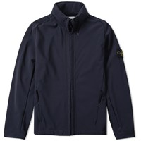 Stone Island Light Soft Shell R Track Jacket