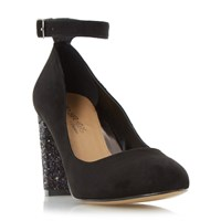 Head Over Heels Ariana Ankle Strap Court Shoes Multi Coloured