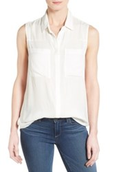 Pleione Sleeveless Shirt Regular And Petite