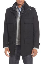 Men's Marc New York By Andrew Marc 'Liberty' 3 In 1 Field Jacket Black