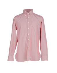 Guy Rover Shirts Shirts Men Red